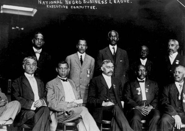 National Negro Business League - 1900